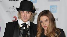 Vierter Liebes-Flop in Folge: Lisa Marie Presley lässt sich wieder scheiden