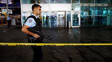 Ankara verdächtigt IS: Türkei sucht Hintermänner des Anschlags