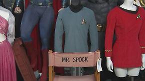 """Unikate und Sammlerstücke: """"Star Trek""""-Requisiten unter dem Hammer"""