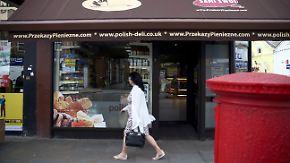 Größte Einwanderergruppe auf der Insel: Vielen Polen droht nach Brexit die Abschiebung