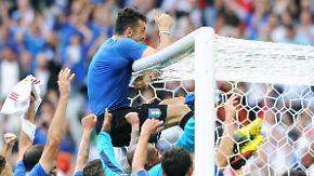 Vorfreude bei Altmeistern am Ball: DFB-Team wird für die Azzurri zum Mount Everest