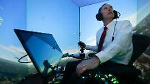 Zu-Null-Sieg im Simulator: Künstliche Intelligenz schlägt Kampfpiloten