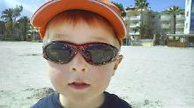 Frage & Antwort, Nr. 441: Müssen Kinder Sonnenbrillen tragen?