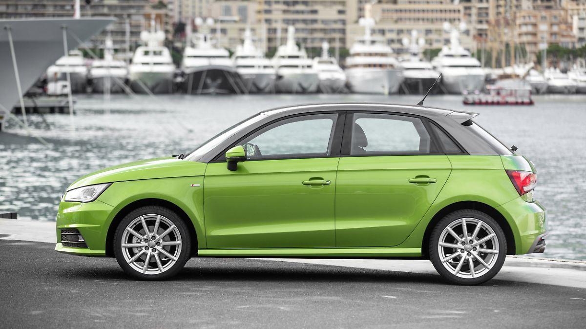 Premium Kleinwagen Audi A1 K 246 Nig Unter Den Gebrauchten