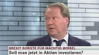 Geldanlage-Check: Max Otte, Wirtschaftsprofessor Hochschule Worms