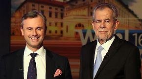 Wiederholung wegen Regelverstößen: Gericht erklärt Stichwahl in Österreich für ungültig