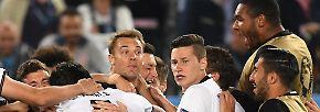 Große EM-Schlacht mit ganz irrem Finale: DFB-Team erzwingt Happy End gegen Italien