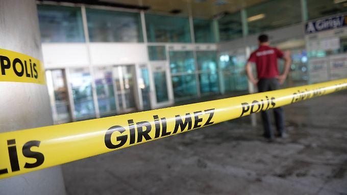 Der Zugriff erfolgte am Istanbuler Atatürk Flughafen. (Archivaufnahme)