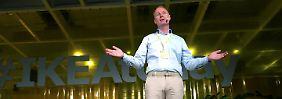 Peter Agnefjall setzt auf gemeinsame Bau-Plattformen für verschiedene Produktlinien.