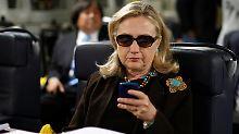 Weitere E-Mails aufgetaucht: FBI: Neue Ermittlungen gegen Clinton
