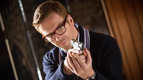 """Agententhriller """"Verräter wie wir"""": Paar gerät zwischen die Fronten von Mafia und MI6"""