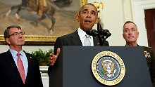 Barack Obama reagiert auf die angespannte Lage in Afghanistan.