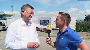 """DFB-Chef Grindel im n-tv Interview: """"Löw ist der beste Trainer, der der Mannschaft passieren kann"""""""