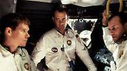 … das Hanks' Interesse an der Erforschung des Weltraums weckte.