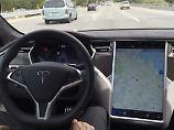 Reaktion auf tödlichen Unfall: Dobrindt lässt Teslas Fahrassistent prüfen