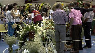 Von Kampfstier in der Arena getötet: Spanien trauert um Torero