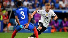 Beste Elf der Fußball-EM: Uefa kürt Kimmich und verschmäht Bale