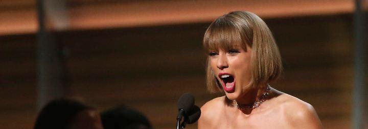 """""""Forbes"""" kürt bestverdienende Promis: Taylor Swift verdoppelt ihr Einkommen"""