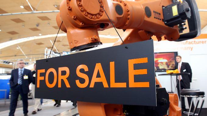 Die Übernahme des deutschen Roboter-Herstellers Kuka durch den chinesische Konzern Midea ist bereits in Planung.