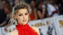 Vom Computer vermessen: Amber Heard hat schönstes Gesicht der Welt