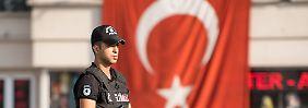 Welle von Festnahmen in der Türkei.