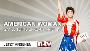 "Folge 2: ""American woman - Gayle Tufts erklärt Amerika"""