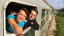 EU diskutiert über Gratis-Ticket: Wie viel Geld gibt's für Interrail-Reisende?