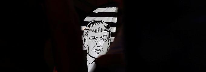 """Parteitag der Republikaner: Eine Bewegung namens """"Trump"""""""