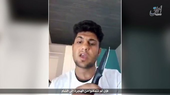 Attacke im Zug: Ermittler zweifeln an Identität des Täters