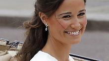 Eine Hochzeit ohne Kate?: Pippa Middleton bestätigt ihre Verlobung
