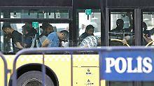Amnesty wirft Polizei Folter vor: Wo sind die gefangenen Putschisten?
