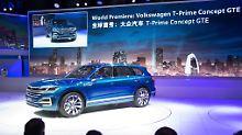Die Elektroauto-Idee treibt Volkswagen schon länger um. Dutzende Studien wurden unterdessen auf den Messen dieser Welt präsentiert.