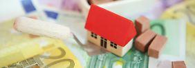 Hypothekenzinsen sinken weiter: Baufinanzierung war noch nie günstiger