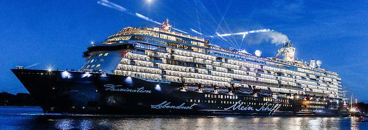 n-tv Ratgeber: Die neuen Kreuzfahrtschiffe des Jahres 2016