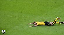 ++ Fußball, Transfers, Gerüchte ++: Reus zeigt, dass er besser ist als Messi