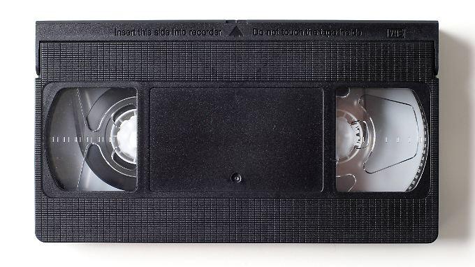 Wie oft mussten Sie Strafe zahlen, weil Sie das Band aus der Videothek nicht zurückgespult hatten?