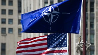 """America first"": Trump brüskiert Nato-Partner"