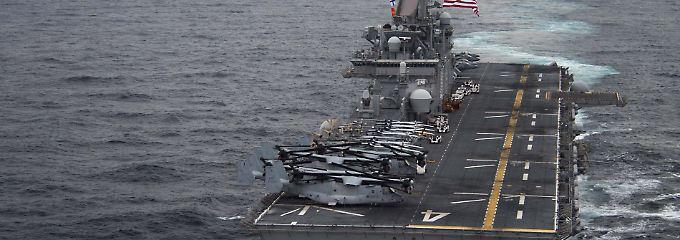 600 Millionen für Coypright-Piraterie: Bayerische Firma verklagt US-Marine