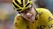"Siegen unter Doping-Verdacht: Froome gibt den neuen ""Tourminator"""