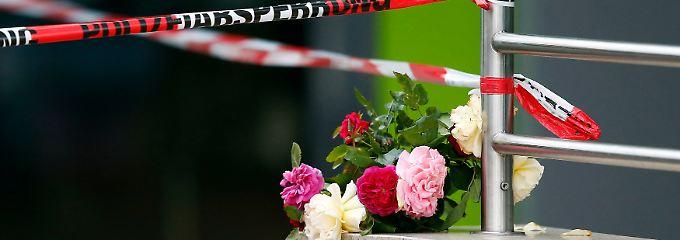 """Trauer um die Opfer von München: Vater berichtet: """"Meinen Sohn hat er getötet"""""""
