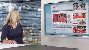 n-tv Netzreporter: Netz spendet Trost für Angehörige und Lob für Münchner Polizei