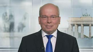 """Polizei-Gewerkschaftschef Rainer Wendt: """"Bundeswehreinsatz wäre nicht von der Verfassung gedeckt"""""""