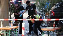 Von Beziehungstat bis Terror: Die Motive der vier Täter