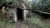 In den Wäldern von Aluksne, an der lettisch-russischen Grenze, liegen die Reste einer früheren sowjetischen Atomraketenbasis.