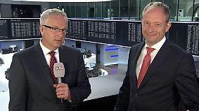 """Frank Meyer spricht mit Stefan Riße: """"Es wird schwierig, beim Bäcker mit Barren zu zahlen"""""""