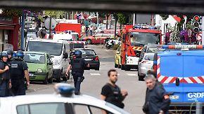 Priester und zwei Täter tot: Geiselnahme in französischer Kirche findet blutiges Ende