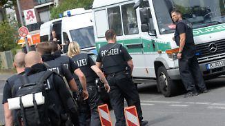 Kein Funkkontakt während Einsatz in Klinik: Bei der Berliner Polizei hapert es an Ausstattung und Personal
