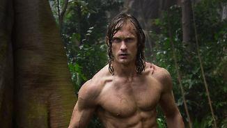 "Kinostart: ""Legend of Tarzan"": Neuverfilmung erzählt Geschichte weiter"