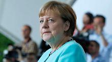 """""""Völlig verrohte Personen importiert"""": Die Union wird Merkels Willkommen nicht los"""