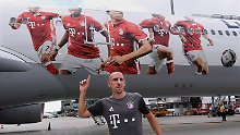 ++ Fußball, Transfers, Gerüchte ++: Ribéry legt gegen Guardiola nach